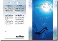 奇跡の化石サンゴ_表紙
