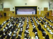 環境保全研究所 子供の健康 学校公演